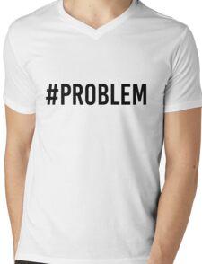 STORMZY #PROBLEM Mens V-Neck T-Shirt