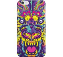 Rainbow Tiger iPhone Case/Skin