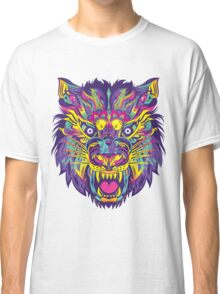 Rainbow Tiger Classic T-Shirt