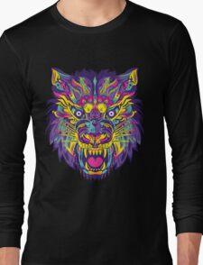 Rainbow Tiger Long Sleeve T-Shirt