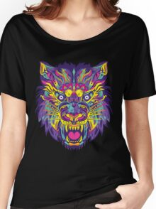Rainbow Tiger Women's Relaxed Fit T-Shirt