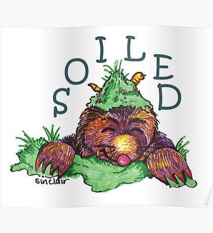 Soiled shirt (Drawn) Poster
