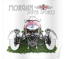 Morgan - Illustration Poster