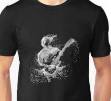 Water Guitar Player Unisex T-Shirt