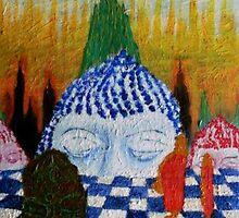 Thai Memories by George Hunter