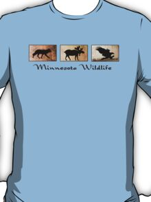 Minnesota Wildlife T-Shirt