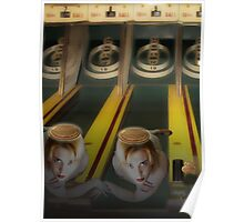 Skee Ball Poster