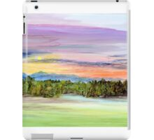 A Beckoning Call to the Edge iPad Case/Skin