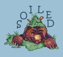 Soiled shirt (Drawn) by Maisie Sinclair