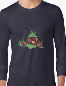 Soiled shirt (Drawn) Long Sleeve T-Shirt