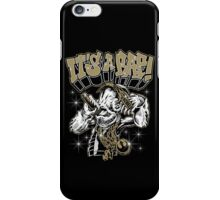 Rebel Hip Hop - It's A Rap! iPhone Case/Skin