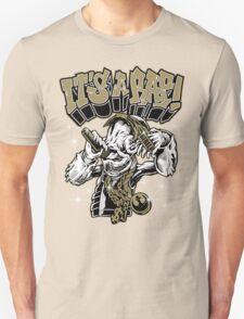 Rebel Hip Hop - It's A Rap! T-Shirt