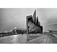 Glasgow Riverside Transport Museum Photographic Print