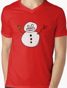Beware the CRAZY SNOWMAN T-Shirt