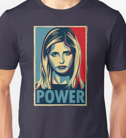 Power Unisex T-Shirt