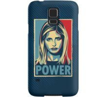 Power Samsung Galaxy Case/Skin