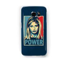 Power Samsung Galaxy Case/Skin