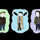 Team Free Will by yunnn
