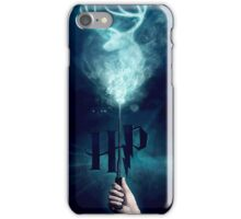 Harry potter expecto patronum iPhone Case/Skin