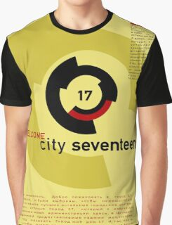 Welcome to City 17 Graphic T-Shirt
