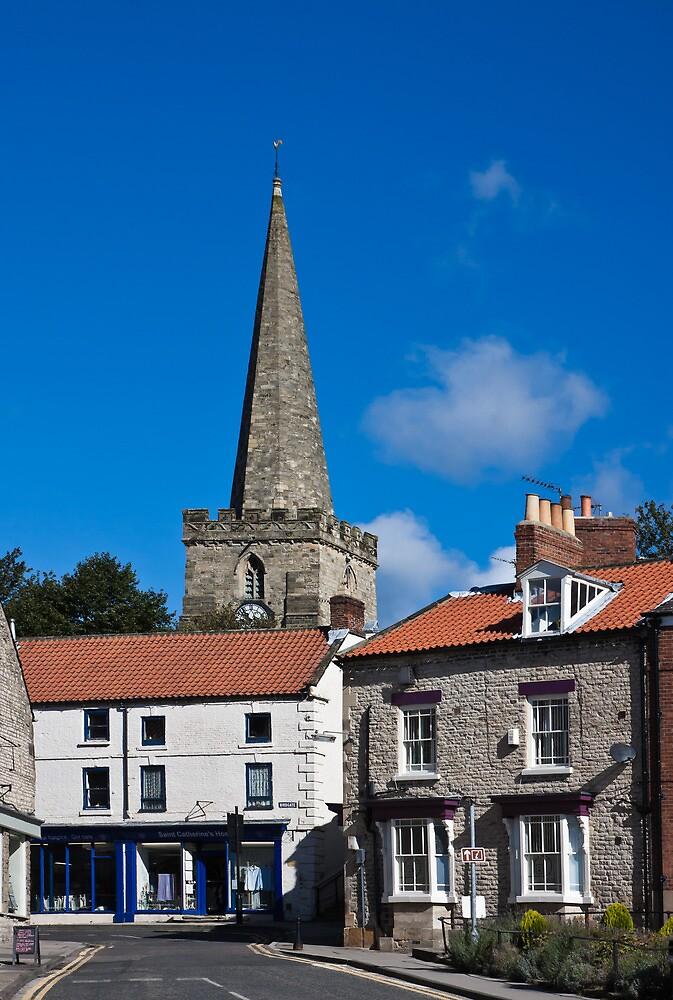 Street of Pickering , Yorkshire, UK(2) by jasminewang