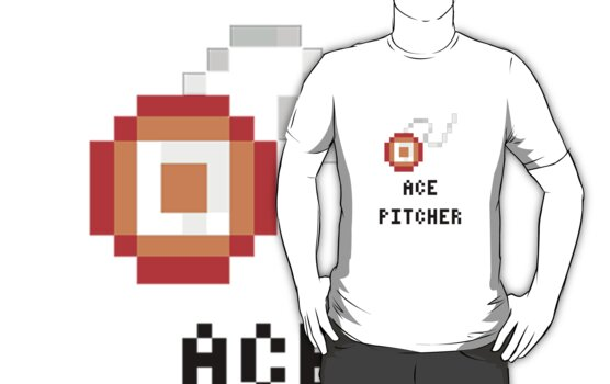 "StarTropics ""Ace Pitcher"" Shirt by acepitcher"