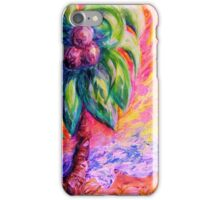 BEACH ABSTRACT iPhone Case/Skin