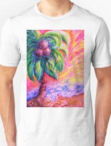 BEACH ABSTRACT T-Shirt