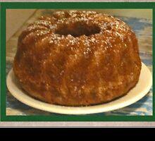 The yummiest homemade Zucchini Bundt ever! by Choux