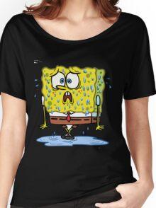 #SPONGE#BOB# Women's Relaxed Fit T-Shirt