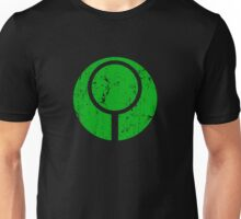 Marathon / Halo Symbol (Green) Unisex T-Shirt