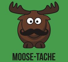 Moose-Tache by stevebluey
