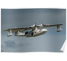 Flying Boat Poster