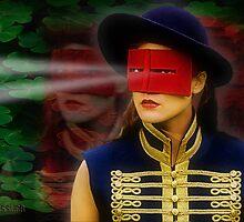 Crimson and Clover by David Kessler