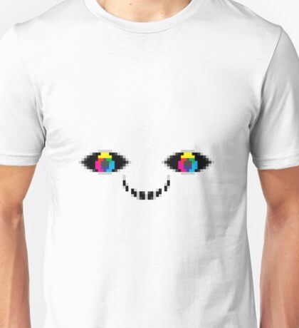 Color Wheel Eyes Unisex T-Shirt