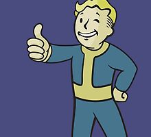 VAULT BOY [FALLOUT SERIES] by Arran Rodgers