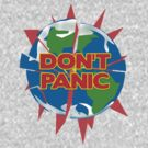People of Earth, Don't Panic! by 24hoursayear