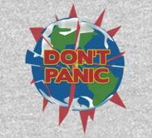 People of Earth, Don't Panic! One Piece - Short Sleeve
