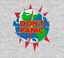 People of Earth, Don't Panic! Unisex T-Shirt