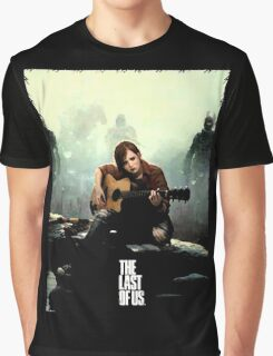The Last of us Grown Ellie Graphic T-Shirt