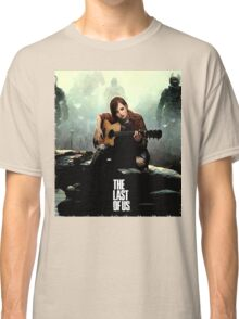 The Last of us Grown Ellie Classic T-Shirt