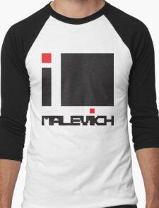 I LOVE MALEVICH T-shirt Men's Baseball ¾ T-Shirt