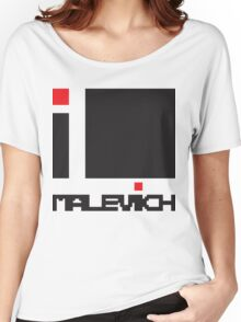 I LOVE MALEVICH T-shirt Women's Relaxed Fit T-Shirt