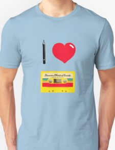 Tapencil love T-Shirt