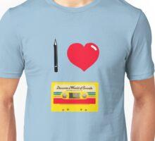Tapencil love Unisex T-Shirt