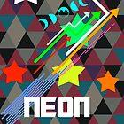 Neon Flash by Rowans Designs
