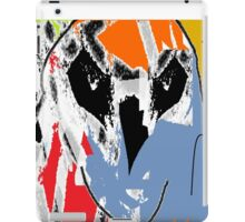 adrift on the waters of oblivion and tickled pink iPad Case/Skin
