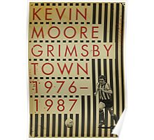 Kevin Moore - Grimsby Town Poster
