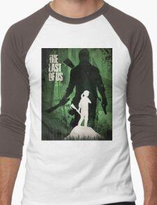 The Last of Us Survivors Men's Baseball ¾ T-Shirt