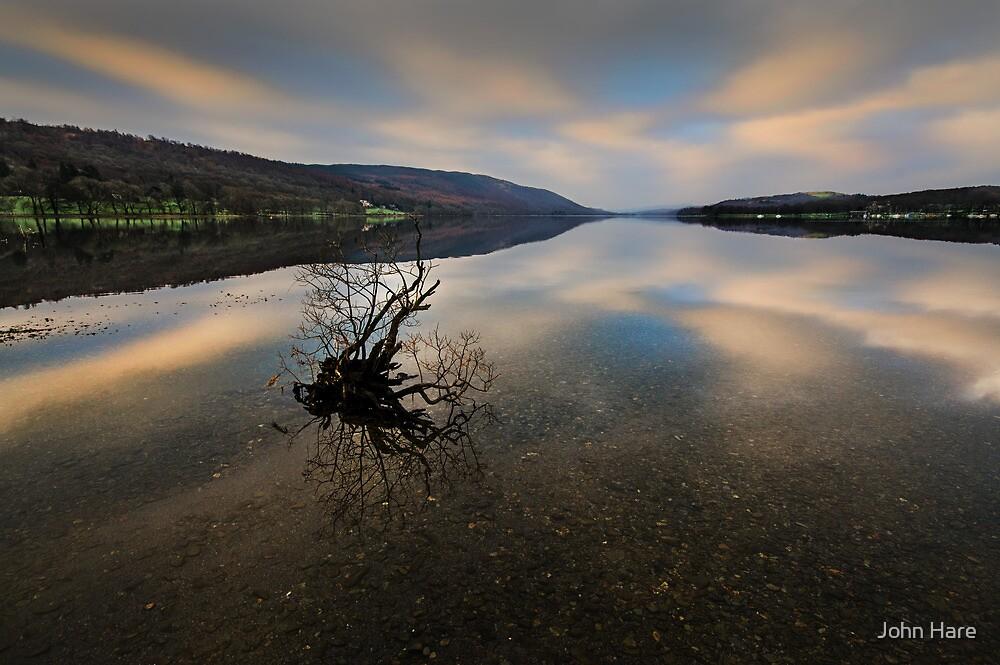 Coniston Dawn by John Hare
